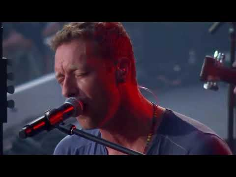 Coldplay The Scientist  at A Concert for Charlottesville 2017