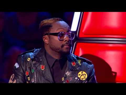 Easy Lover The Voice UK Season 2