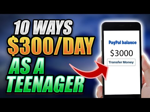 10 Fastest Ways To Make Money As a Teenager [In 2021] Make Money Online!