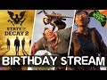 watch he video of State of Decay 2 LIVE BIRTHDAY SHOW - Game Society