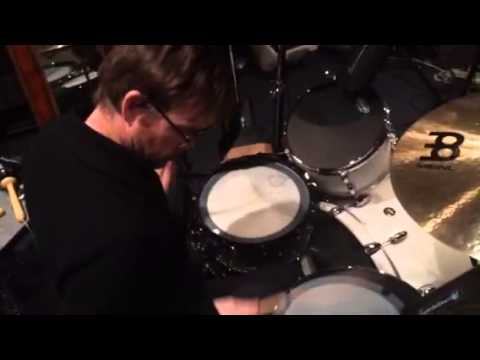 Failure- In Studio Drum Tracking 2