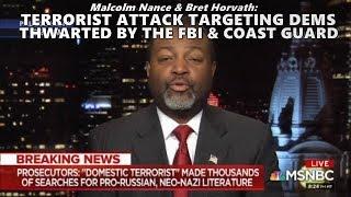 Terrorist Attack Against Democrats Averted by FBI // Malcolm Nance - Last Word MSNBC 2/20/19
