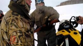 Незаконная охота в Ужурском районе