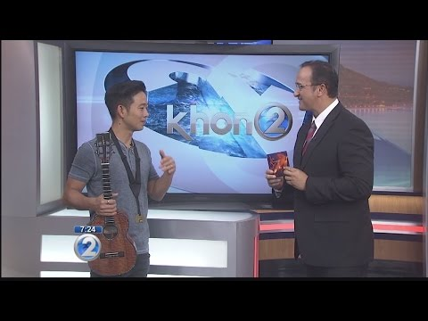 "Jake Shimabukuro holds ""Nashville Sessions"" album release pa"