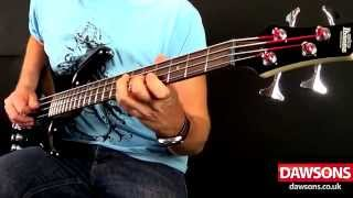 ibanez gsr200 bass review