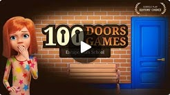 100 Doors Games 2020 Escape From School Topic Youtube