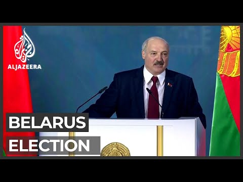 Belarus: Lukashenko looks for sixth victory in tough contest