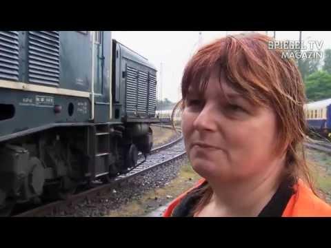Konkurrenz im Güterverkehr: Eine Frau und ihre Lok