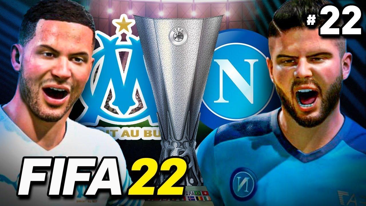 Download A FINAL DA EUROPA LEAGUE - MODO CARREIRA JOGADOR FIFA 22 - Parte 22