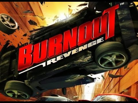 PCSX2 настройка лучшей графики для Burnout Revenge