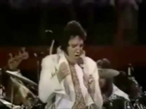 Elvis Presley Trying To Get To You 1977