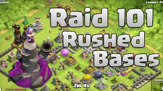 Clash of Clans Raid 101 - Don't Rush Your Base