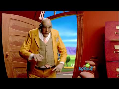LazyTown S02E04 Double Trouble 1080i HDTV