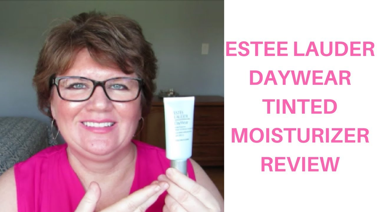 Estee Lauder Daywear Tinted Moisturizer Review Over 50 Cathy S Life Youtube