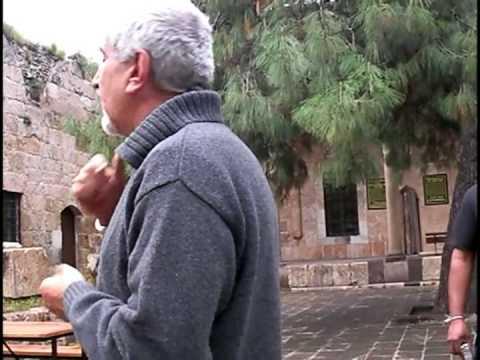Castle #3, Part 2 - 3 Castles and Antioch Tour - Turkey - 112408