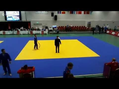 16TH GAMES OF THE SMALL STATES OF EUROPE - JUDO, TEAM TOURNAMENT (Mat 1)