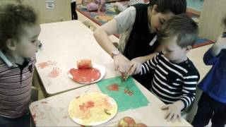 Fruit & Veg Week - Fruit and Vegetable Printing