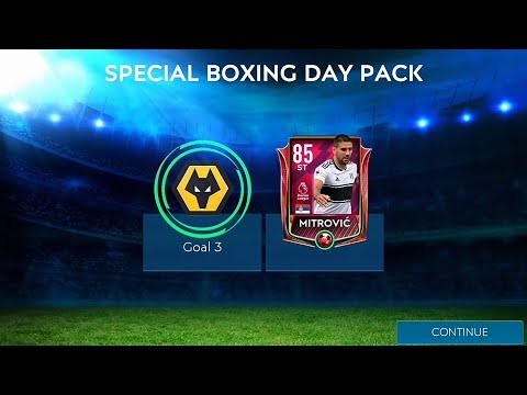85+ Boxing Day Player Pulled & Everything Explained +massive Pack Opening FIFA Mobile 19