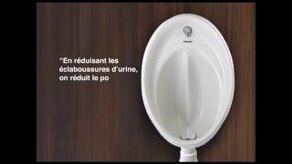 Urinoir HygienIQ Porcher
