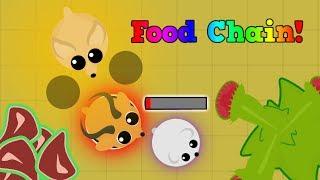 Mope.io Desert Animal Food Chain!! Desert Update On Beta + Bee Trolling!!