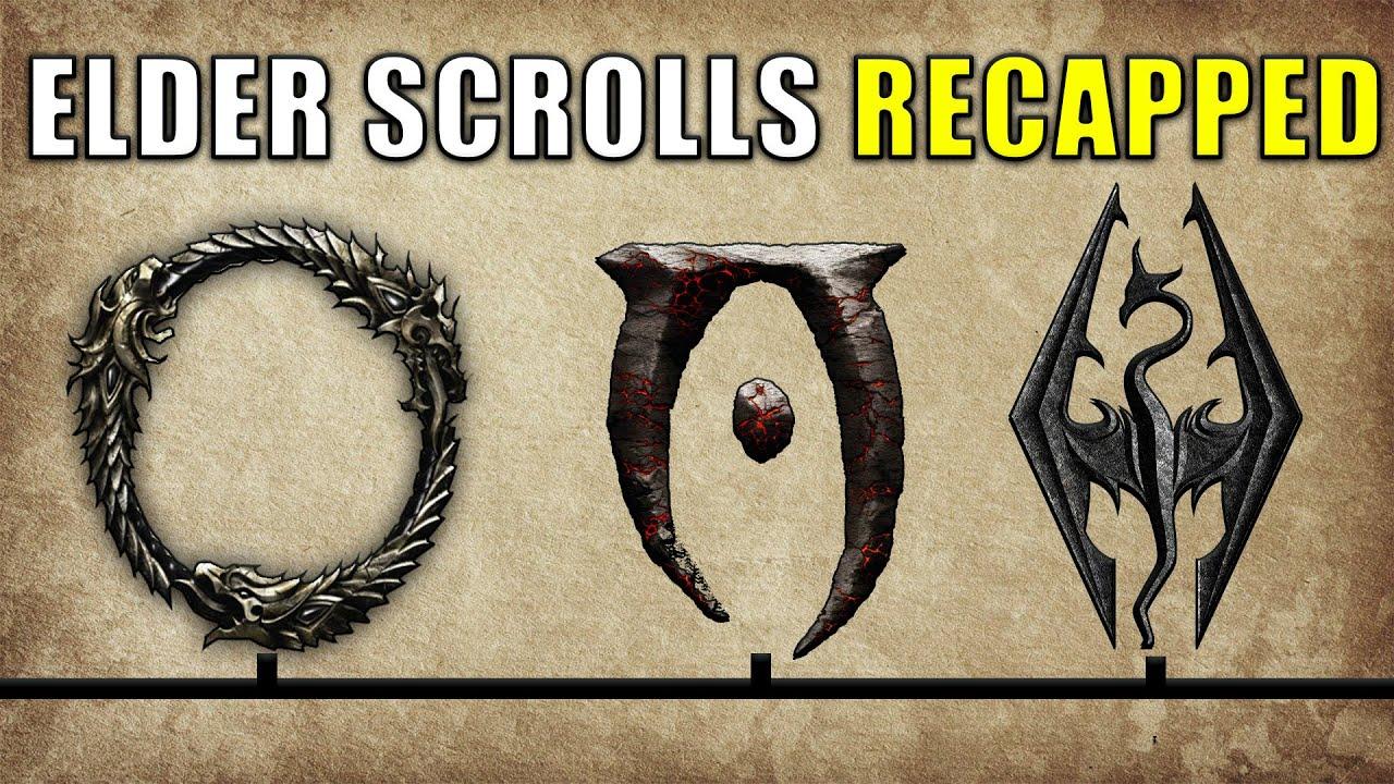 Download The Elder Scrolls Recapped: The Complete Timeline