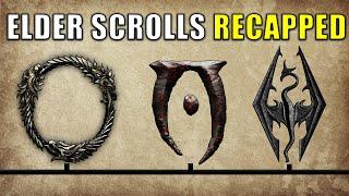 The Elder Scrolls Recapped: Tнe Complete Timeline