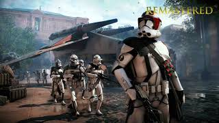 Star Wars - Republic Clone Army March Complete Music Theme | Remastered |