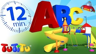 TuTiTu Preschool | ABC Songs | Learn the Alphabet in TuTiTu