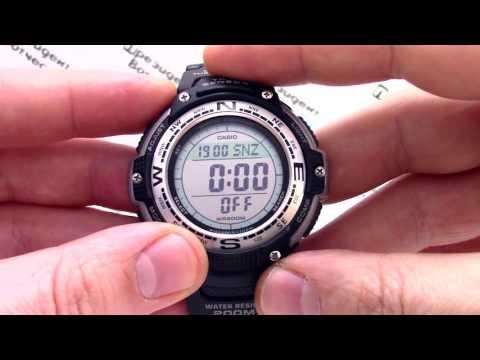 Какого года модель часов sgw 100 1vef