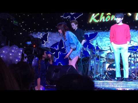 Offline Chi Pu 27/06/2015 - giới thiệu khách mời Gil Lê, Bê Trần, Zoe