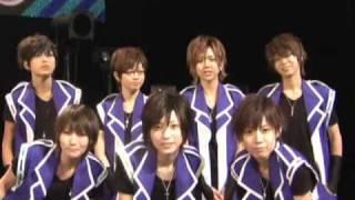 2010年6月23日腐男塾ニューシングル「無敵!夏休み」発売!! メンバー...
