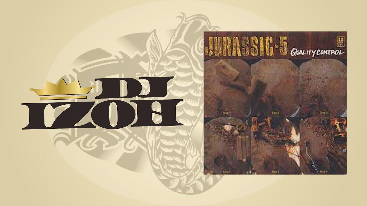 "[Video] DJ IZOH ""Jurassic 5 / Quality Control"" Routine"
