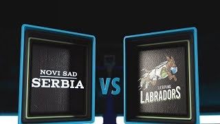 3BALL USA Showcase | Day 1: Game 3 | Novi Sad Serbia vs  Leaping Labradors