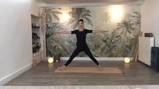 Vinyasa flow // Ouverture de hanches