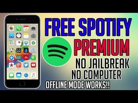 cara download spotify premium free ios