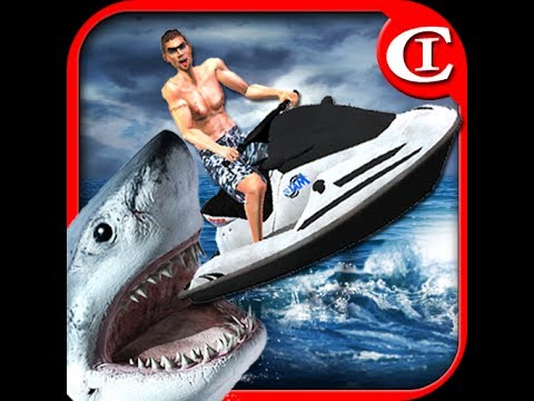 Android,IOS APP:Crazy Jet Ski King 3D (瘋狂水上摩托車 3D )