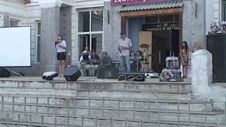 Мы против наркотиков г Уяр 17 06 2011г