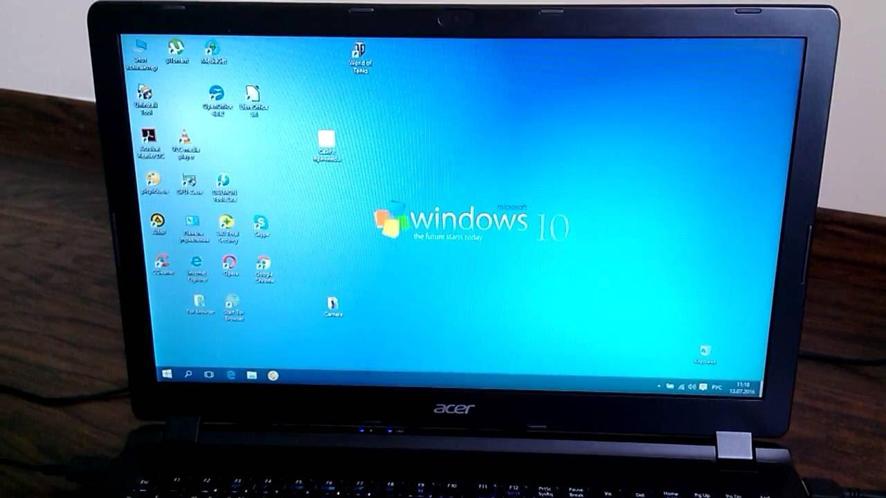 выбор готовых монитор темный но картинка есть ноутбук входе стоит пара