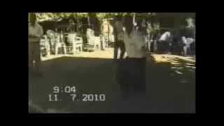 DEATH BY MISKET! LoL superkewl turk saz  = Turkish Man Drops Dead While Dancing