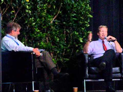 SOCAP 2011   CONVERSATION Drummond Pike AND Tom Steyer and Interview