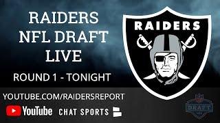 Las Vegas Raiders NFL Draft 2020 Live Round 1 Picks