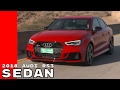 2018 Audi RS3 Sedan Test Drive, Interior, Walk Around