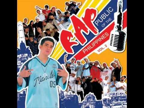 Francis Magalona ft. Rap Public of the Philippines - Sama Sama.wmv