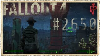 Let's Play Fallout 4 #2650 ☢ Reinigung am Mass Bay Medical Center
