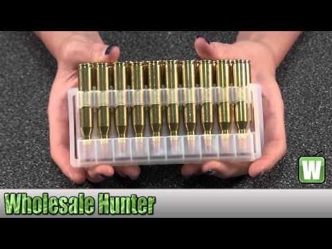 Federal Cartridge 25-06 Remington 115gr Nosler Partition Vital Shock Per 20 P2506E Gaming Unboxing