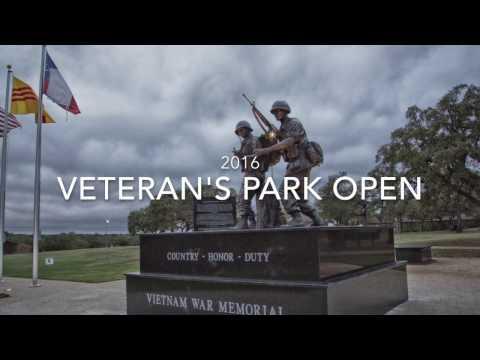 2016 Veteran's Park Open