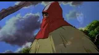Princess Mononoke Trailer USA
