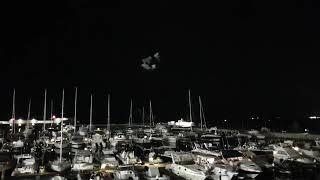 Fuochi d'artificio della Sagra del pesce
