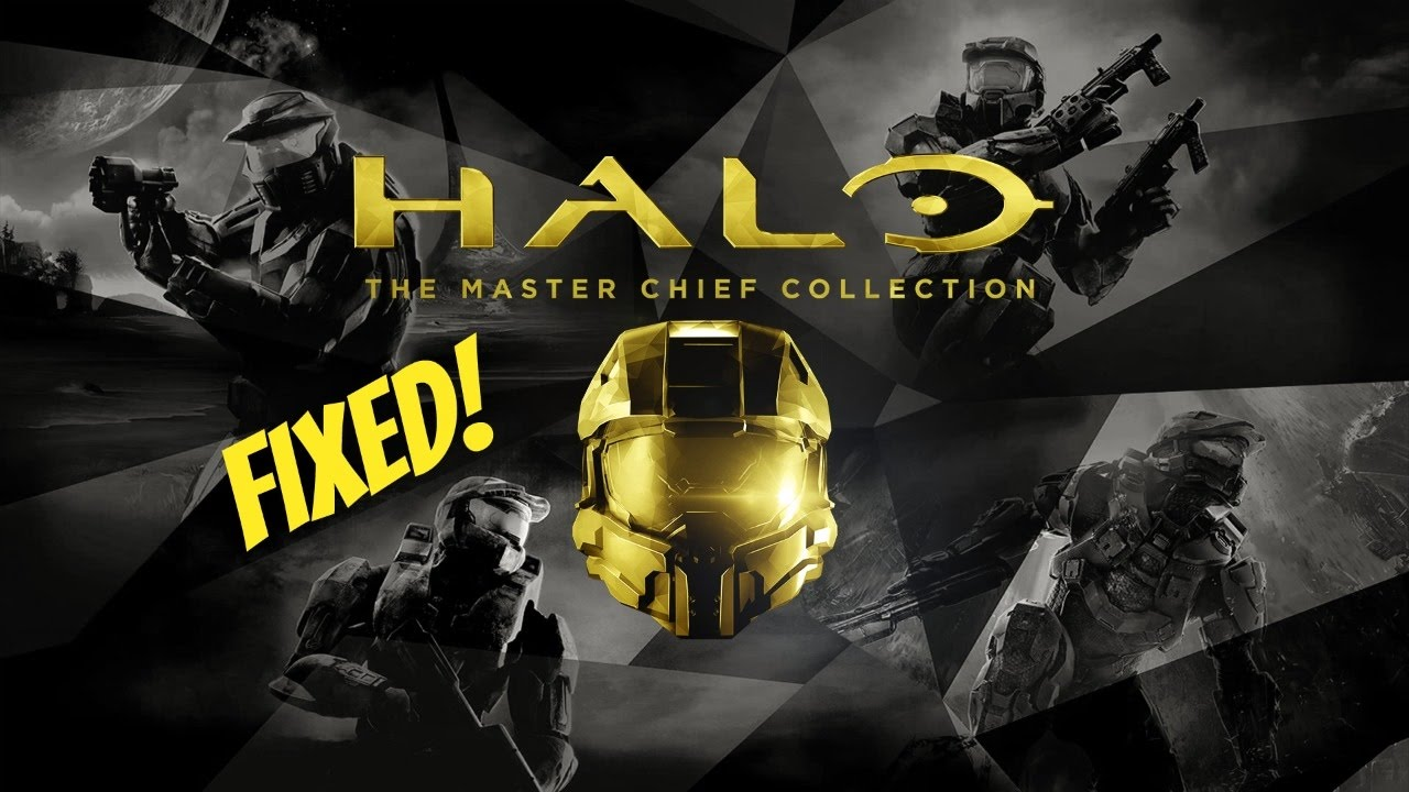 Halo MCC Fixed! - YouTube