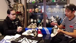 Interview with BOUNTY HUNTER Hikaru x atmos Yuichi Sato